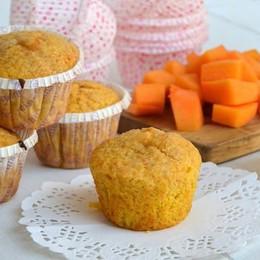 Una ricetta con prodotti di stagione? Ecco i muffin  alla zucca