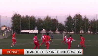 Bonate - Quando lo sport è integrazione