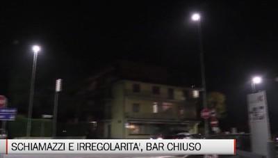 S.Paolo d'Argon - Schiamazzi e irregolarità, bar chiuso per sette giorni