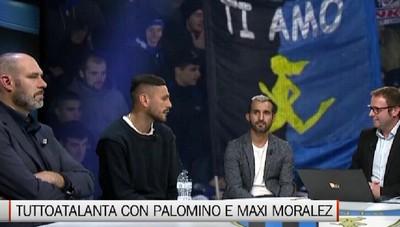 TuttoAtalanta con Palomino e Maxi Moralez