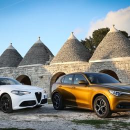 Alfa Romeo rinnova Giulia e Stelvio