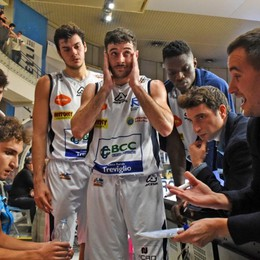 Basket, Treviglio sconfitto dal Biella La gara decisa nelle battute finali