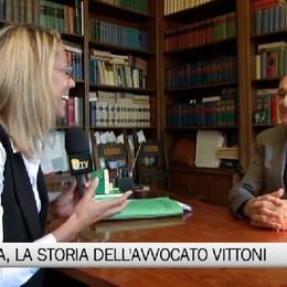 Gente e Paesi, la storia dell'avvocato Franco Vittoni