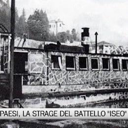 Gente e Paesi, la strage della motonave Iseo del 1944