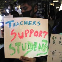Oasi Hong Kong La Cina traballa