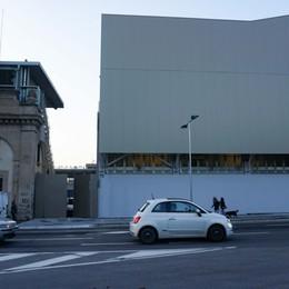 Stadio, restyling della tribuna Ubi Non ci sarà la nuova copertura