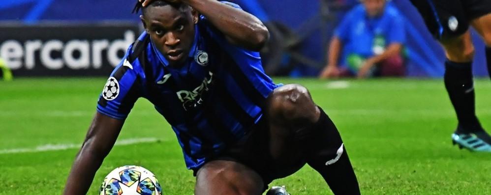 Atalanta contro la Juve senza Ronaldo Zapata fuori dai convocati nerazzurri