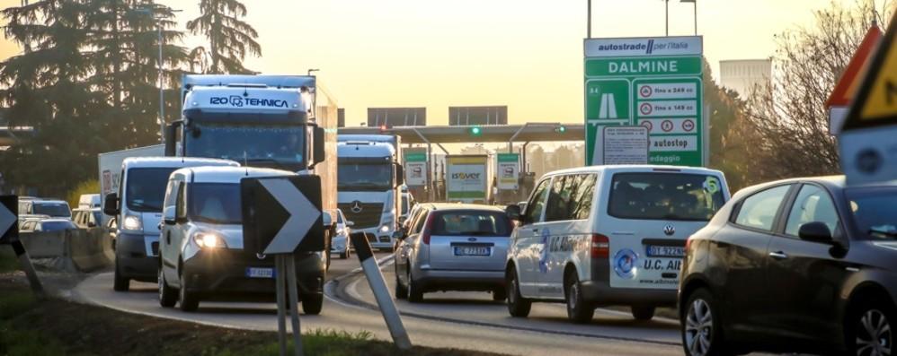 Dalmine, tutto ok per il casello A4 Ma il progetto è fermo a Roma
