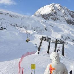 Dopo Foppolo si scia anche a Colere Debutta la stagione in Valle di Scalve