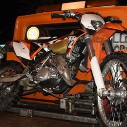 Il tragico schianto a Petosino Con la moto contro una macchina