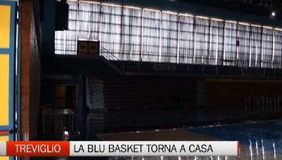 Inaugurato il nuovo PalaFacchetti di Treviglio. La Blu Basket torna a casa