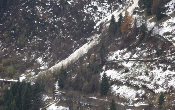 Valanghe a Foppolo e verso il Curò - Foto Pioggia in quota, il pericolo resta alto