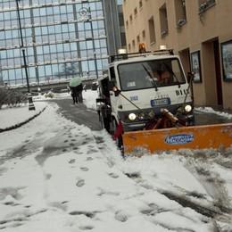 Piano neve, 1800 tonnellate di sale 120 mezzi reperibili 24 ore su 24-Video