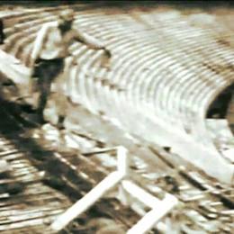 Video d'epoca, la città che non c'è più I lavori allo stadio nel 1958 - Video