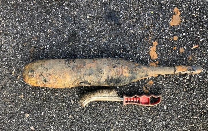 Altri ritrovamenti esplosivi nel lago Recuperati tredici nuovi ordigni