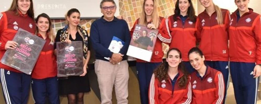 Anche quest'anno  «Il Bello delle Donne» Dodici mesi di solidarietà con la Zanetti
