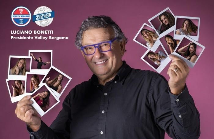 Calendario Zanetti 2020 - Il presidente Luciano Bonetti