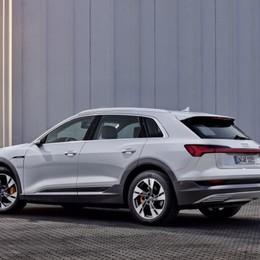 Audi e-tron Sportback Al via la prevendita