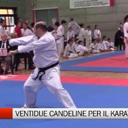 Csi - Ventidue candeline per il karate