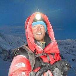 «Dalla sedia a rotelle all'Everest» con Niebuhr