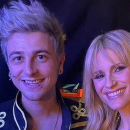 Davide Locatelli a «All Together Now»  Su Canale 5 con Hunziker e J-Ax