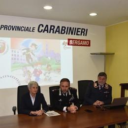 I Carabinieri in campo per la scuola Aule a nuovo grazie ai volontari in divisa