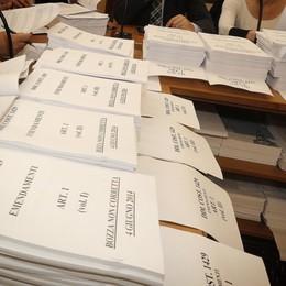 La Costituzione riforma coerente