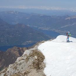 La traversata delle Orobie sugli sci Ultima proiezione del «Grande Sentiero»