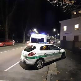 Mamma e figlio investiti a Bergamo Restano gravi le condizioni della  44enne