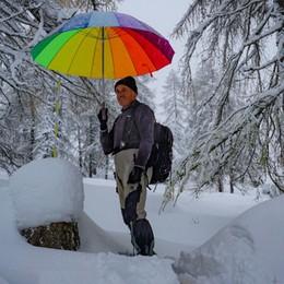 Meteo, domenica torna la pioggia In montagna previsti oltre 20 cm di neve