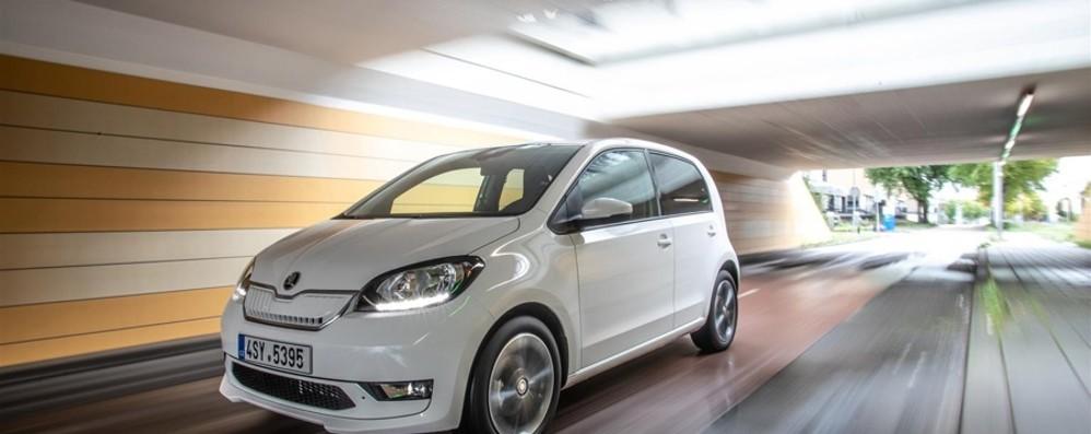 Škoda elettriche Due nuovi modelli
