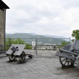 Terrazza della Rocca chiusa da otto anni Finalmente assegnato il bando per i lavori