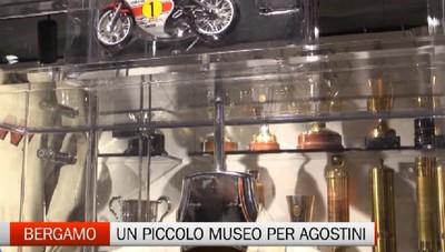 Un museo per raccontare un campione... Giacomo Agostini