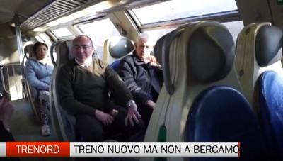 Arrivano nuovi treni per i pendolari. Ma nessuno a Bergamo