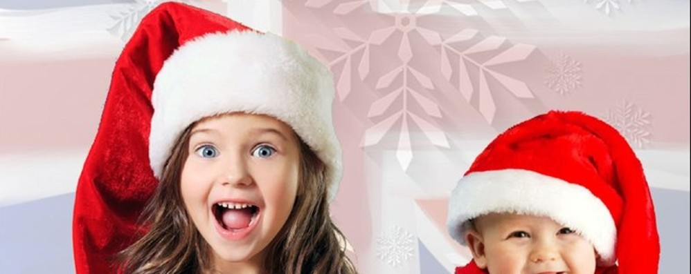 «Christmas english labs» A Bergamo Natale anche in inglese