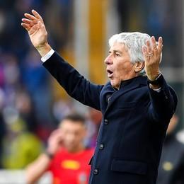 Gasperini:  vittoria da grande squadra «Ma la stanchezza si è fatta sentire»