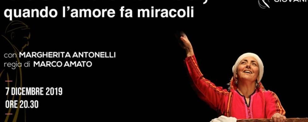 Orfea, quando l'amore fa miracoli Da Zelig a teatro a Sotto Il Monte