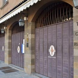 Piazza Vecchia, c'è un bando per l'affitto della «Taverna del Colleoni»