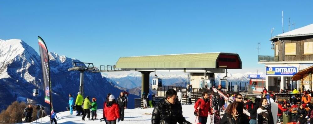 Sci, dopo Colere altri impianti in funzione  Valtorta-Piani di Bobbio apre con 13 piste