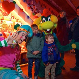 Torna Gardaland Magic Winter Sabato si accendono le luci di Natale