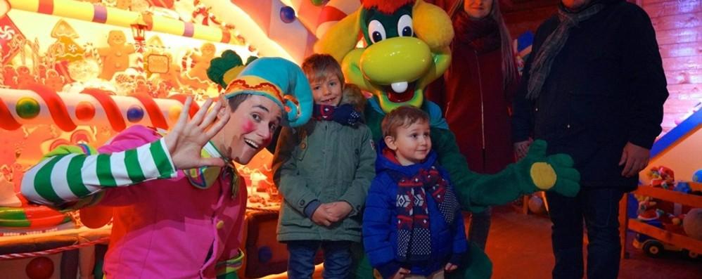Torna Gardaland Magic Winter Sabato si accendono le luci di Natale