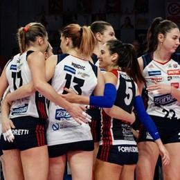 Volley, buona domenica per Bergamo  Olimpia e Zanetti vittoriose