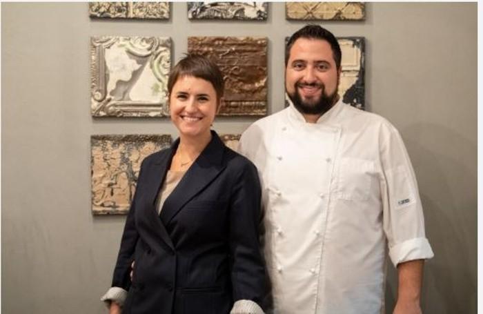 Cristian Fagone del ristorante «Impronte»