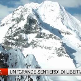 CINEMA -  UN GRANDE SENTIERO DI LIBERTA'