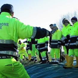 Protezione civile, fondi dalla Regione Ai bergamaschi oltre 196 mila euro