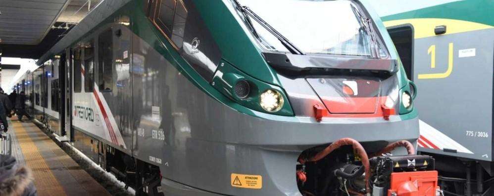 Nuovi treni sulla Bergamo-Lecco La Regione lancia il «Donizetti»