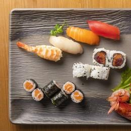 Sushi, sashimi, robata: cucina giapponese stellata a Bergamo (dove, ma soprattutto come)
