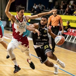 Bergamo basket, altro ko (il quinto) Gioisce la corazzata Torino
