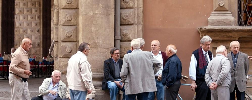 Bergamo,  città a misura di anziano Firmato un Protocollo Comune-sindacati