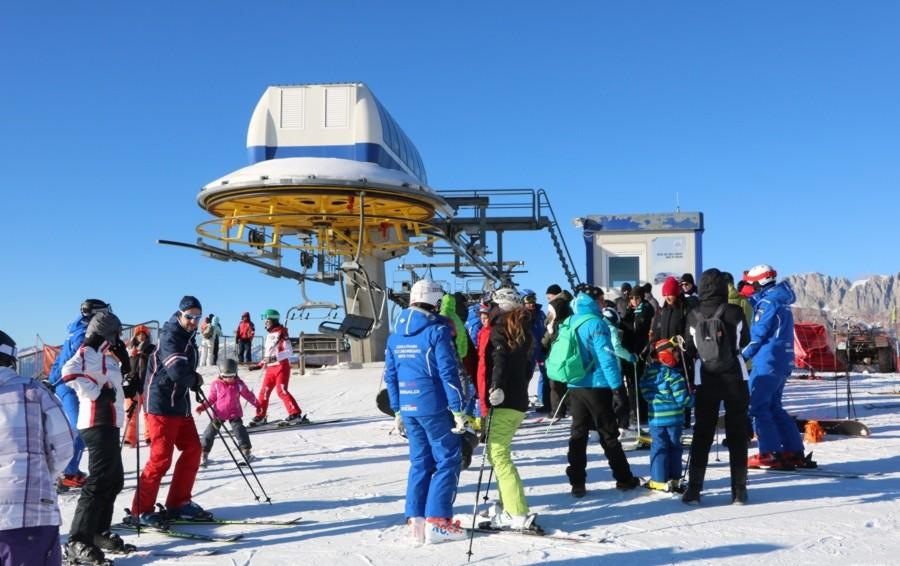C'è neve, piste verso l'apertura anticipata Al via la stagione invernale lombarda